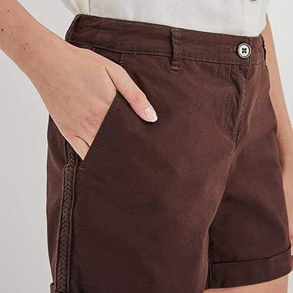 0f04e4303e Promod Short en Toile Femme: Amazon.fr: Vêtements et accessoires