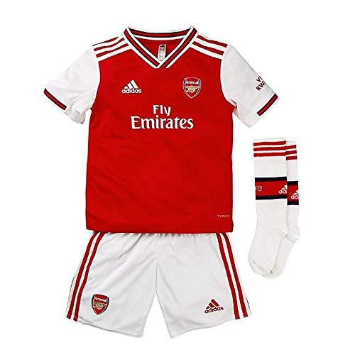 adidas 2019-2020 Arsenal Home Little Boys Mini Kit (Kit Kids Arsenal)