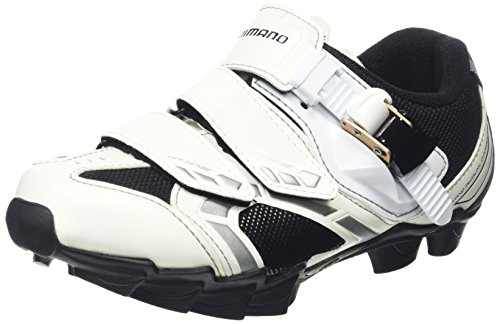Shimano Damen MTB Schuhe SPD SH WM 63 W, Weiß, 37, 2013283700