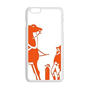 Hermes design fashion cell phone case for iPhone 6 plus