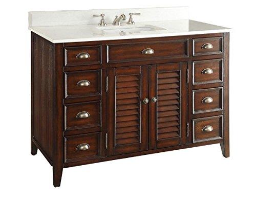 "46"" Cottage look Abbeville Bathroom Sink vanity Model CF2..."