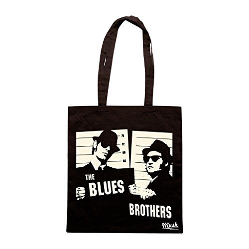 Borsa The Blues Brothers - Nera - Film by Mush Dress Your Style