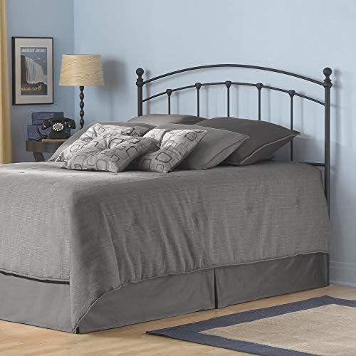 home, kitchen, furniture, bedroom furniture, beds, frames, bases, headboards, footboards,  headboards 8 discount Fashion Bed Group Sanford Headboard, Queen, Matte Black in USA