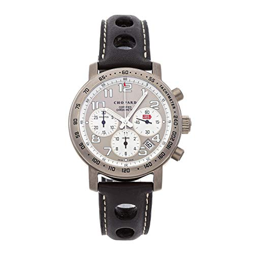 Chopard Mille Miglia Mechanical (Automatic) Grey Dial Mens Watch 16/8915/100 (Certified Pre-Owned)