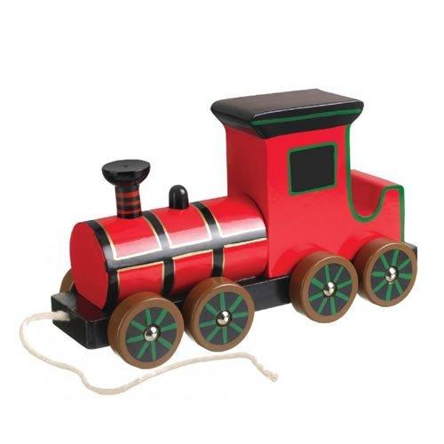 Venta en línea precio bajo descuento Wooden Steam Train Train Train Pull-Along (naranja Tree Juguetes) by naranja Tree Juguetes  Venta barata