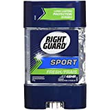 Right Guard Sport Fresh Clear Gel Antiperspirant, 90 Grams (2056114)