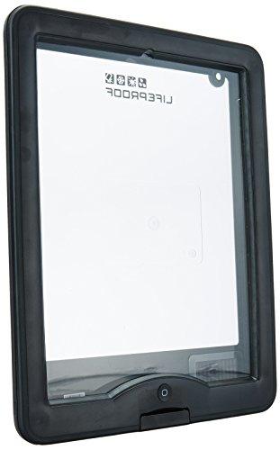 Lifeproof Nüüd Case for iPad 2/3/4 - Black