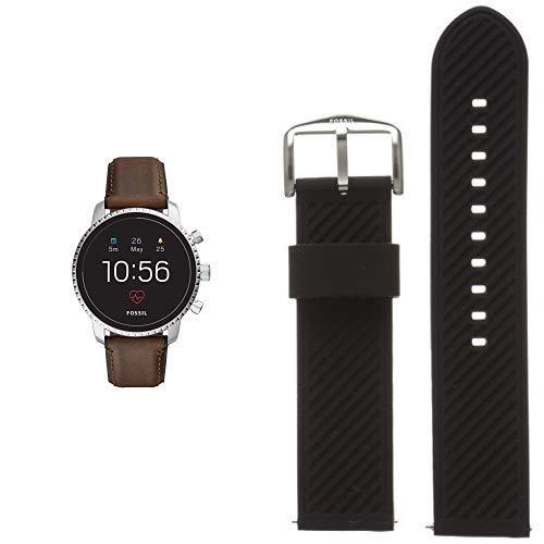 Amazon.com: Fossil - Reloj de pantalla táctil para hombre ...