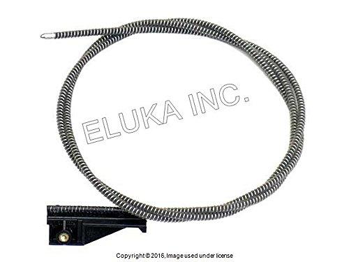 Mercedes-Benz Genuine Right Sunroof Cable E300 E320 E420 E430 E55 AMG S350 S430 S500 S55 AMG S600 S65 AMG - Genuine Sunroof Cable