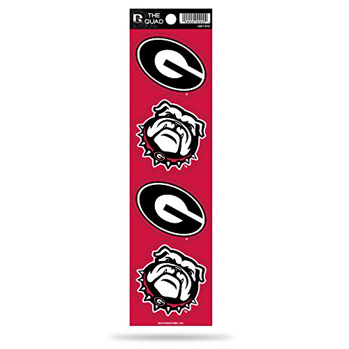 Rico NCAA Georgia Bulldogs Quad (Georgia Bulldogs College Basketball)