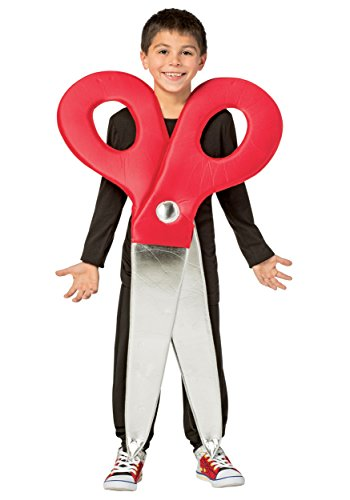 Child Scissors Costume Standard -