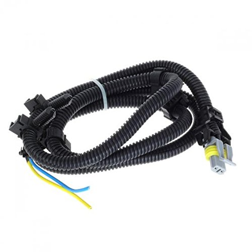 Autex 1pcs 970-040 ABS Wheel Speed Sensor Wire Chevrolet Impala Abs Wheel