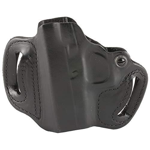 (DeSantis 086BB8BZ0 Mini Slide fits Glock 43, Left, Black Color)