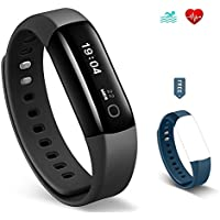 Arbily Fitness Tracker, Vigorun4 Best Activity Tracker...
