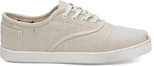 Lace-Up Sneakers (9 M US, Natural Heritage Canvas Cupsole) ()