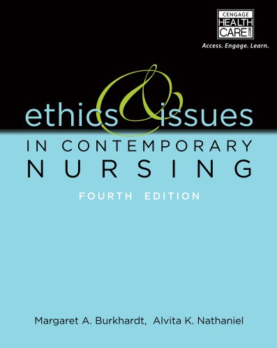 Ethics and Issues in Contemporary Nursing Pdf