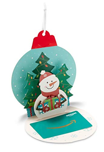 Balance Gift - Amazon.com Gift Card in a Pop-Up Ornament Reveal