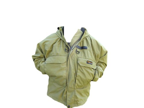 Bw Sports Breathable Soft Shell Rain Jacket with Fleeced Lined Hood, X-Large -