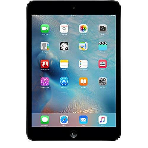 Apple iPad Mini 2 with Retina Display - ME277LL/A - (32GB, WiFi, Space Gray) (Refurbished)