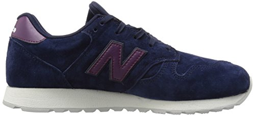 New Balance Womens 520v1 Sneaker Navy / Red