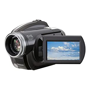 Panasonic VDR-D230 DVD Camcorder with 32x Optical Image Stabilized Zoom (Black) (Discontinued by Manufacturer)