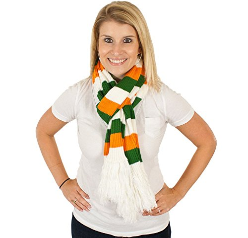 Irish St. Patrick's Day Scarf