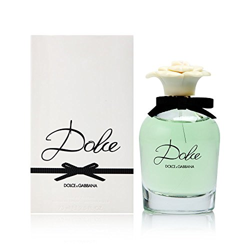 Dolce by Dolce & Gabbana Eau de Parfum Spray for Women, 2.5 Fluid Ounce (Dolce And Gabbana Rose The One Set)