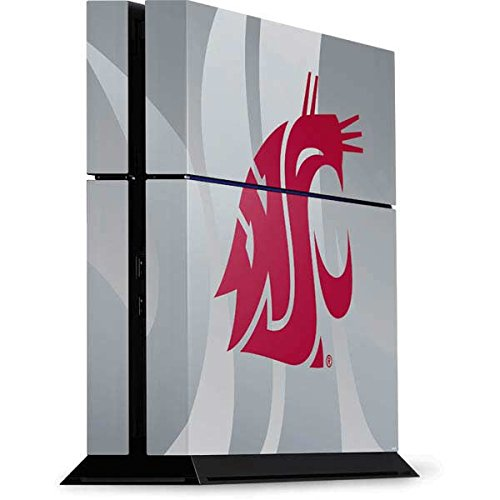 Cougar Console (Washington State University PS4 Console Skin - Washington State Cougars)