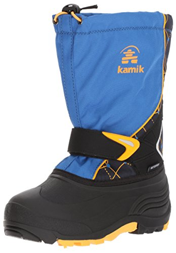 Kamik Boys' Sleet2 Snow Boot