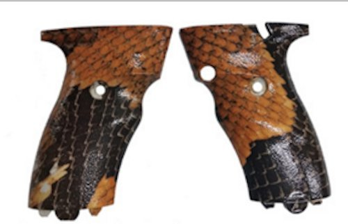Hi Point Firearms (HI Point Firearms Hydro-Dipped Grips For HP380/9 Snake Skin)