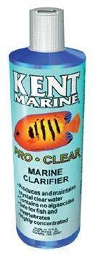 Kent Marine AKMPROCM16 Kent Pro Clear Marine for Aquarium, 16-Ounce
