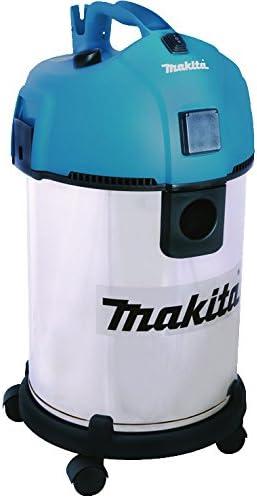 Makita VC3511L - Aspirador 1.300W 35L Inox: Amazon.es: Hogar