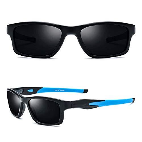 Las Para Pesca Múltiple color Protección Caja Polarizadas De Blue Sol Gray Lentes Ultraligeras El En Espejo Gafas Actualizar Los Pro Con Hom Deportiva Hombres Uv 400 F8pqdd