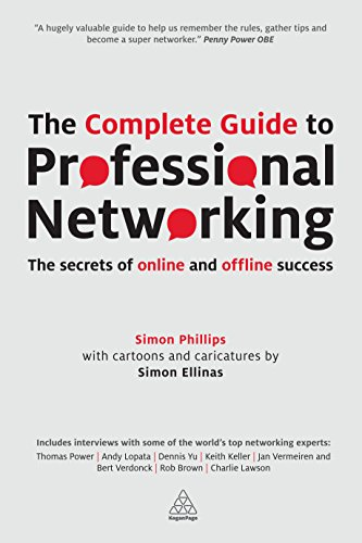 Amazon the complete guide to professional networking the the complete guide to professional networking the secrets of online and offline success by fandeluxe Image collections