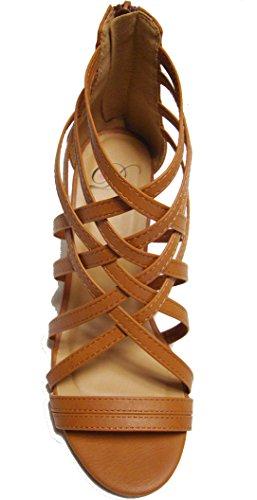 Utsökta Muno-s Kil Strappy Sandaler Tan