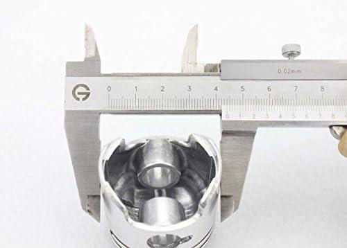 GOOFIT Kolbenset f/ür 2-Takter 49cc 44/–6 Pocketbike
