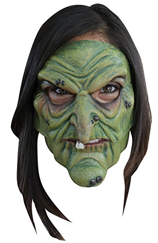 Green Witch Mouth Moving Mask for $<!--$10.26-->