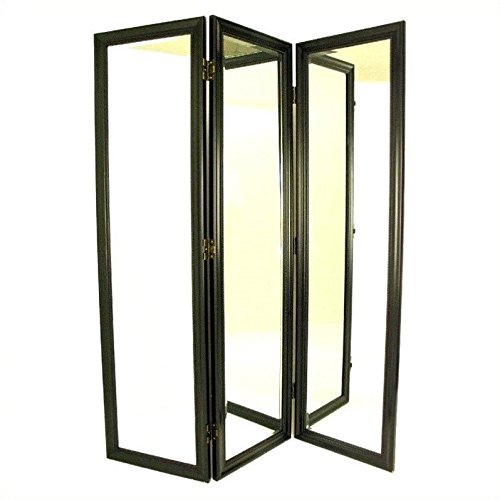 Wayborn Furniture MS011 Full Size Dressing Screen Room Divider