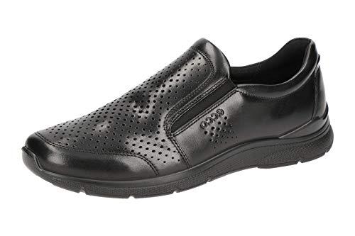 Infilare 1001 Irving Ecco Uomo Sneaker black Nero qxBAgfZw1