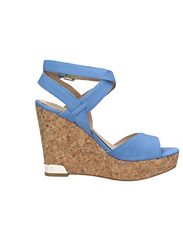 Guess Flhar2 Sue03 Sandalias Mujer Azul