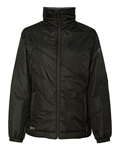 DRI DUCK - Solstice Ladies Thinsulate Lined Puffer Jacket - 9413-Graphite-S