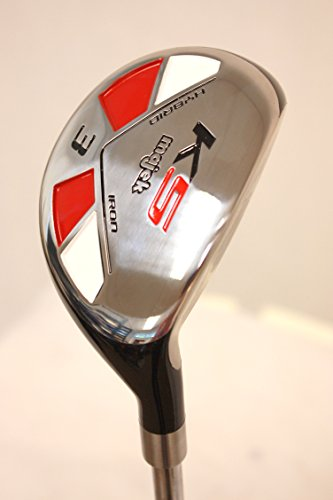 Majek Golf All Hybrid #3 Senior Flex Right Handed New Utility A Flex Club