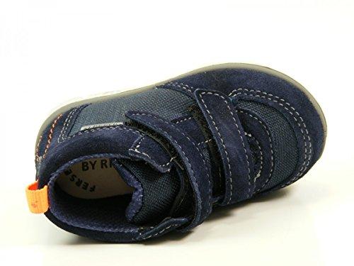 Ricosta Rory, Zapatillas Altas para Niños Blau