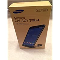 Samsung Galaxy Tab 4 7 8GB - Black with 8GB MicroSD Card