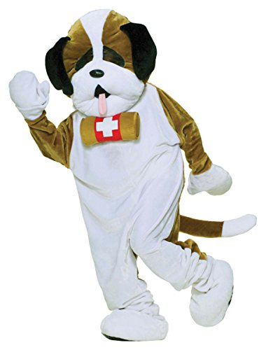 Puppy Mascot  Adult Costume Size One-size