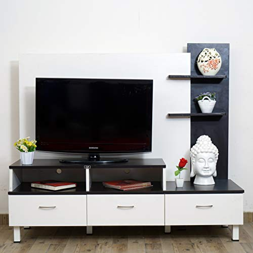 Eros Engineered Wood TV Unit  Entertainment Unit  TV Table