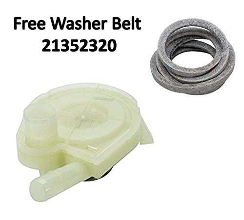 35-6780 ( WP35-6780 ) LP128,356780, 21002219, 21002240, 21001873 Washer Drain pump for (35 Pump)