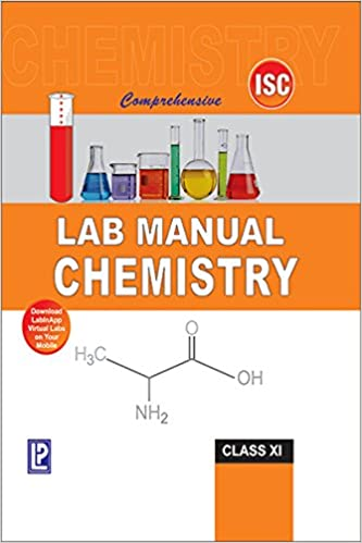 Buy COMPREHENSIVE LAB MANUAL CHEMISTRY XI (ISC BOARD) Book Online at