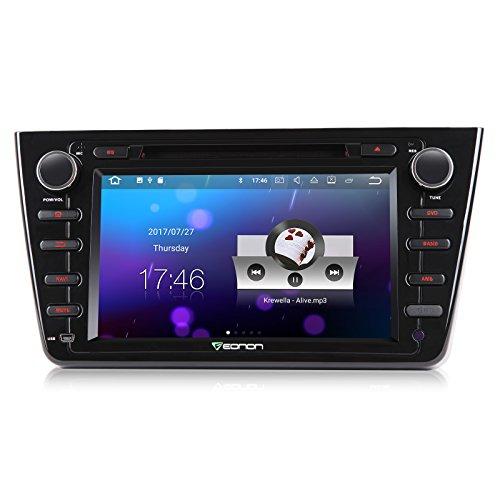 Eonon Ga8198 8  Android Nougat 7 1 Car Dvd Player Special For Mazda 6 2009 2012 2Gb Ram Quad Core Radio Stereo