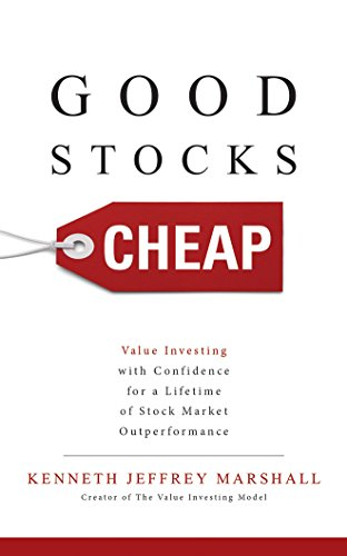 Good Stocks Cheap: Value Investing with Confidence for a Lifetime of Stock Market Outperformance by McGraw-Hill Education on Brilliance Audio